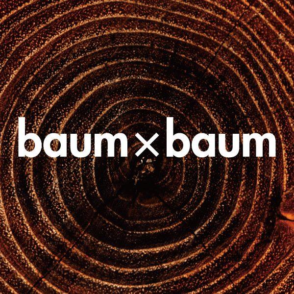 baum x baumブランディング